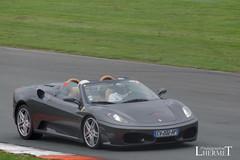 Ferrari F430 Spider  - 20160604 (9773) (laurent lhermet) Tags: sport ferrari collection et ferrarif430 levigeant ferrarif430spider valdevienne sportetcollection circuitduvaldevienne sel55210 sonya6000 sonyilce6000