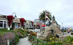 Monterey Bay (oriana.italy) Tags: california usa montereybay montereycounty pacificgrove carmelbythesea img0237