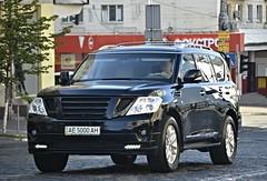 AE5000AH (License plates spotter from Ukraine) Tags: nissan ukraine 5000 kyiv patrol ae licenseplates україна київ номернізнаки ae5000ah