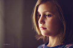 Dasha. (www.sergeybidun.com) Tags: light portrait woman cute window girl face kids studio amazing child little