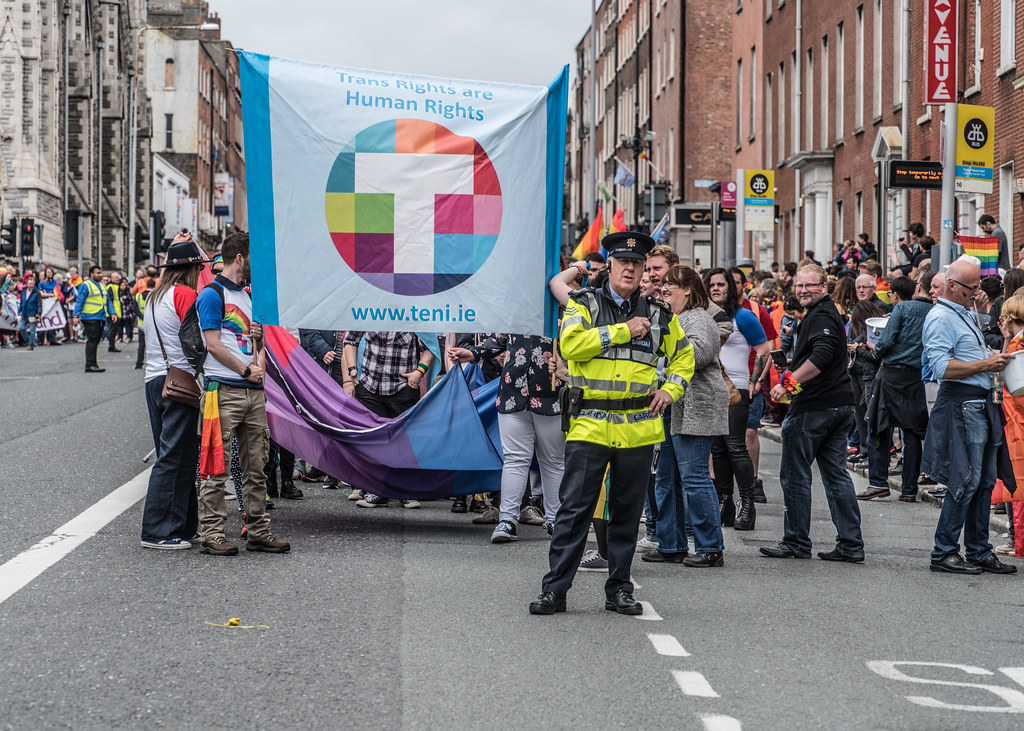 PRIDE PARADE AND FESTIVAL [DUBLIN 2016]-118154