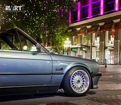 E30-Vert-2606 (Trevor Mah) Tags: vancouver britishcolumbia canada ca e30 convertible night exposure canon 6d 24105 blue cirrus cirrusblaumetallic bmw