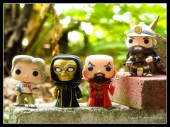 The whole gang (Puffer Photography) Tags: stilllife toys utah pop actionfigures movies minifigs funko flashgordon bountiful 2016 funkofantasy
