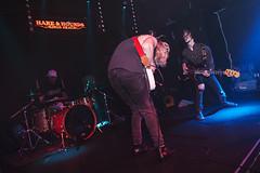 The Hunna @ Hare & Hounds 5 (preynolds) Tags: musician music rock drums concert birmingham raw dof singing stage gig group livemusic band singer indie drummer drumming alternative bassplayer kingsheath frontman mark2 stagelights bassguitarist tamron2470mm canon5dmarkii counteractmagazine