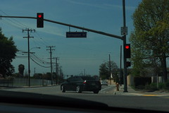 Californication x Cond Nast Traveler (lovellpatrick754) Tags: california trafficlights cars losangeles motorway transport pointofview