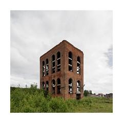 Industrial ruin (Flichtle) Tags: vlaanderen flandre flanders belgi belgique belgium industry industrie industrile architecture