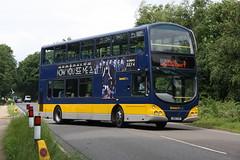 Konectbus, 514 (LB02YXF) (eabusandtrain) Tags: eclipse volvo wright gemini 514 b7tl konectbus lb02yxf