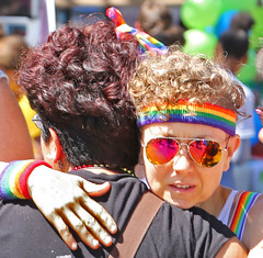 Colorful Hug (sea turtle) Tags: hug color colors colorful gay pride seattle gaypride gayseattle gayprideseattle seattlepride capitolhill 2016 festival pridefestival pridefest gaypridefestival lesbian les bi bisexual trans transgender celebration party fest