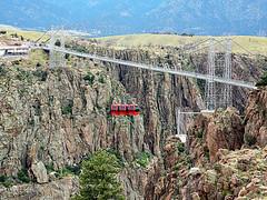 The Royal Gorge - Explored 7/7/2016 (Jayhawk Explorer) Tags: ipiccy royalgorgebridgeandpark royalgorge bridge gondolas canoncity colorado co historic touristattraction suspensionbridge nationalregisterofhistoricplaces