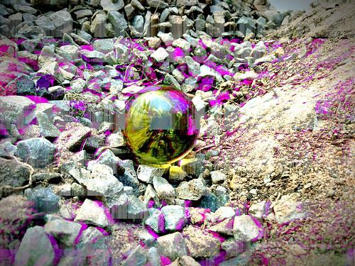 Glitchy Gravel C