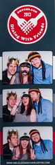 Dining with Friends (King_of_Games) Tags: costumes dreadlocks king photobooth hats skipper charleston captain crown jamaican rasta willking diningwithfriends willbking smilelounge
