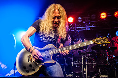 Saxon (Jr Hunter) Tags: metal hall belfast saxon mandela
