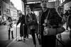 Bus Stop Blues (Giovanni Savino Photography) Tags: street newyorkcity newyork manhattan streetphotography blues busstop mta streetphoto publictransport commuters newyorkstreets newyorkstreetphotography magneticart ©giovannisavino