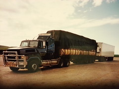 Transtar (chugga81) Tags: old truck cool iron power australia double class semi mount american badge perth adelaide tray trailer grille barker aussie hampton 18 heavy 1500 scroll cummins 750 bullbar 8x4 aerodyne 450hp accert chugga81