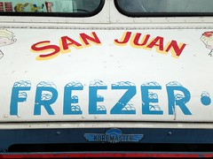 Kurbmaster (k.james) Tags: summer cold truck advertising logo design cone sanjuan icecream lettering freezer sundae icecreamtruck nameplate malt foodtruck shakes kenthenderson wafflecone kurbmaster kjameshenderson