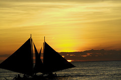 Boracay Sunset (ariescythara) Tags: philippines sunsets boracay whitebeach