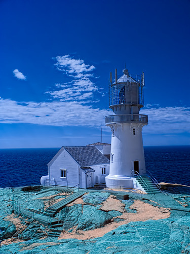 Lindesnes fyr - Lindesnes Lighthouse (IR)