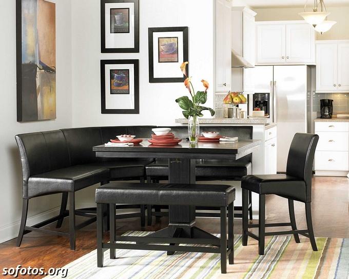 Salas de jantar decoradas (130)