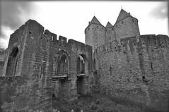 La Cit Medieval de Carcassone (Serlunar (tks for 3 million views)) Tags: city cit medieval carcassone serlunar