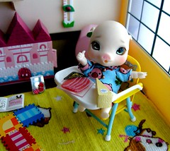 Parma and parma ham and parmesan (- Annetta -) Tags: miniature doll julia room tiny bjd parma rement abjd dollhouse elfdoll nendoroid charlesstephan