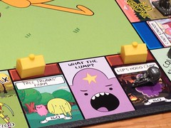 "Adventure Time Monopoly • <a style=""font-size:0.8em;"" href=""http://www.flickr.com/photos/76114232@N04/8981504452/"" target=""_blank"">View on Flickr</a>"