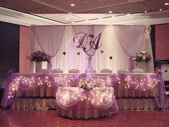 (Joyce Wedding Services) Tags: wedding light white flower warm purple sweet pillar decoration atmosphere twinkle fairy theme romantic arrangement tale impression uploaded:by=flickrmobile flickriosapp:filter=nofilter