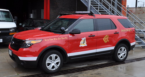 Chicago Fire Dept. Academy Unit