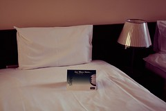 Sleep / Pillow (Namicjo) Tags: travel canon russia sleep pillow hotelroom russie