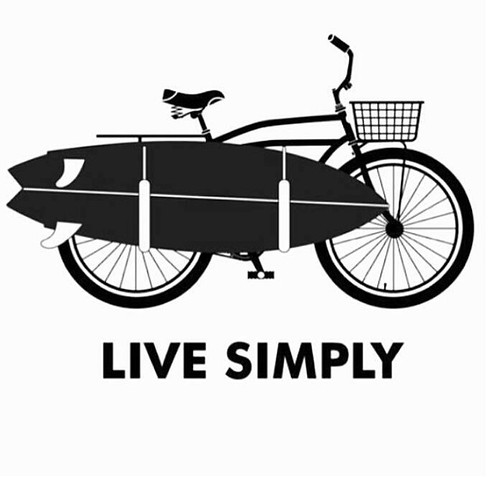 Vive Simple! • Live Simply! y Like > Viva Dominical! Gracias.. B-| (y)
