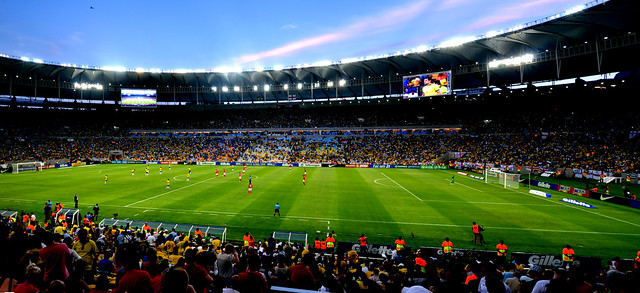 Brazil 2 x 2 England