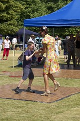 36HCCS (EmmaDurnford) Tags: show park charity people classic car bike vintage star dancing vehicles 1940s 1950s chase shooting visitors middlesex jumpin fund raising hanworth teddington bushy everthings