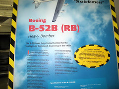 """Boeing B-52B Stratofortress (10) • <a style=""""font-size:0.8em;"""" href=""""http://www.flickr.com/photos/81723459@N04/9273887083/"""" target=""""_blank"""">View on Flickr</a>"""
