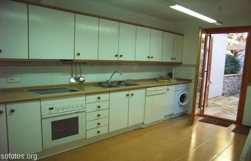 Cozinhas grandes