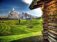 Alpe di Siusi HDR (Thumbnail)