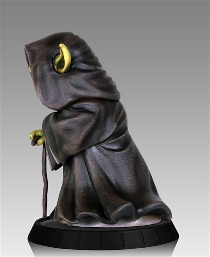 Gentle Giant – Yoda 尤達大師 Ilum 行星版本 1/6 全身雕像