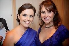Hilda Sandoval and Eliana Alexander, Sin Vergüenza