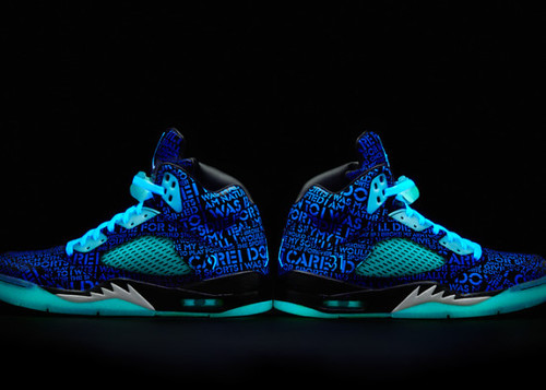 "Air Jordan 5 Retro Doernbecher Freestyle ""Isaac Arzate"" Colorway"