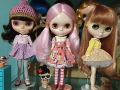 My Blythes; well some of them.