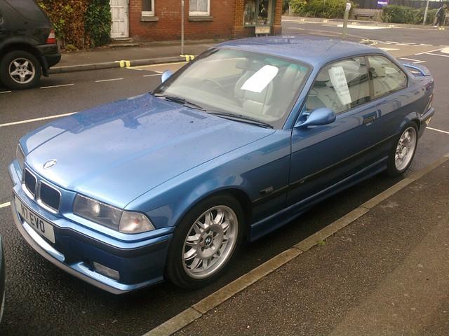 1996 bmw m3 coupe evo