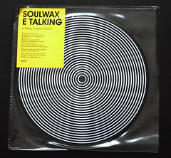 Soulwax – E Talking (mobynick303) Tags: vinyl record colouredvinyl limitededition picturedisc soulwax goldfrapp 7inch coloredvinyl thebeloved