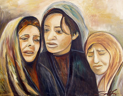 "Mourning Women • <a style=""font-size:0.8em;"" href=""https://www.flickr.com/photos/78624443@N00/9776491943/"" target=""_blank"">View on Flickr</a>"