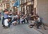 Mass Shooting (YetAnotherLisa) Tags: street turkey photographers istanbul cameras hss massshooting