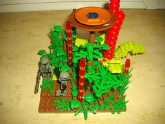 Felucia (LegoLuke2012) Tags: old trooper star republic lego wars felucia