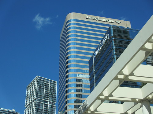 Bank of America, Miami, Florida