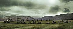 Castlerigg take two (pentlandpirate) Tags: rock stone bronze circle lakedistrict age cumbria keswick neolithic castlerigg