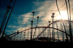 santa cruz (kayteeknee) Tags: california travel amusementpark santaclara rollercoaster norcal