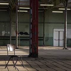 (joyrex) Tags: holland chair europa europe chairs nederland thenetherlands stoel tilburg urbex stoelen spoorzone wagenmakerij spz013 spoorzone013