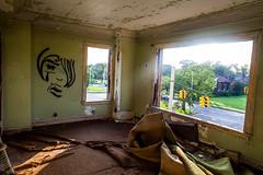 Red Light (Thomas Hawk) Tags: usa abandoned graffiti unitedstates fav50 michig