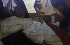 Pietà of Villeneuve-lès-Avignon, detail with torso, c. 1455