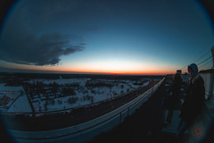 Sunset (PH.Konstantin) Tags: roof russia moscow roofing zelcam
